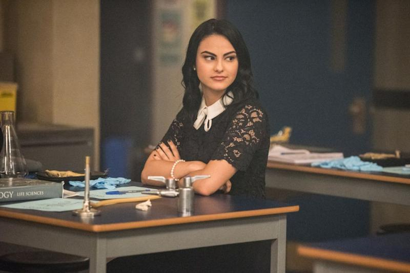 Camila Mendes as Veronica in 'Riverdale.' | CW