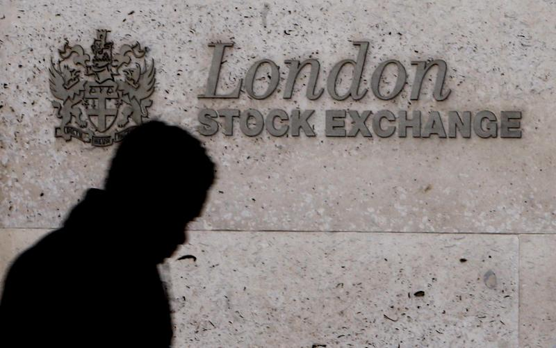 London Stock Exchange - Kirsty Wigglesworth