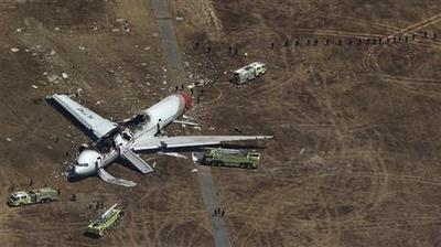 Asiana fined $500,000 for not aiding families after July crash