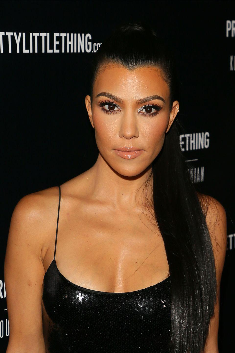 """<p>Kardashian had a very strange moment on live TV while she was being interviewed on the Australian talk show <em>Today Extra.</em> After being asked how Kim was doing, she starts to answer, but then is <a href=""""https://www.youtube.com/watch?v=bWN8Qjlgywk"""" rel=""""nofollow noopener"""" target=""""_blank"""" data-ylk=""""slk:distracted by someone behind the camera"""" class=""""link rapid-noclick-resp"""">distracted by someone behind the camera</a>. She stops talking all together, and when the host asks if someone else is talking to her she says, """"Yes, sorry."""" So he tries to ask the question again, but Kardashian continues to awkwardly stay silent.</p>"""