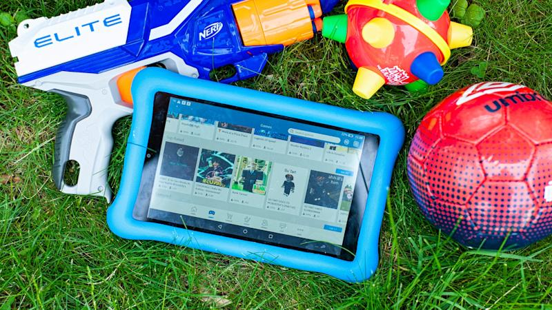 Gifts for kids 2019: Kindle Fire 8 for kids