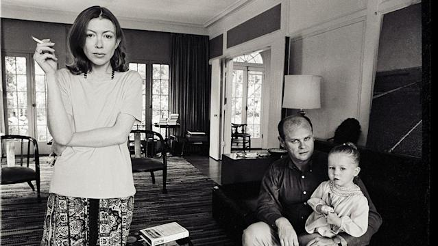 """""""Joan Didion: The Center Will Not Hold"""" is an elegantly bare-bones documentary about the celebrated writer. (Photo: Netflix)"""