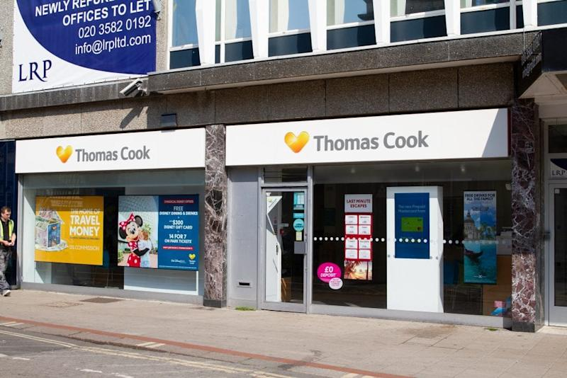 How Thomas Cook's European Businesses Are Now Divvied Up Among Rivals