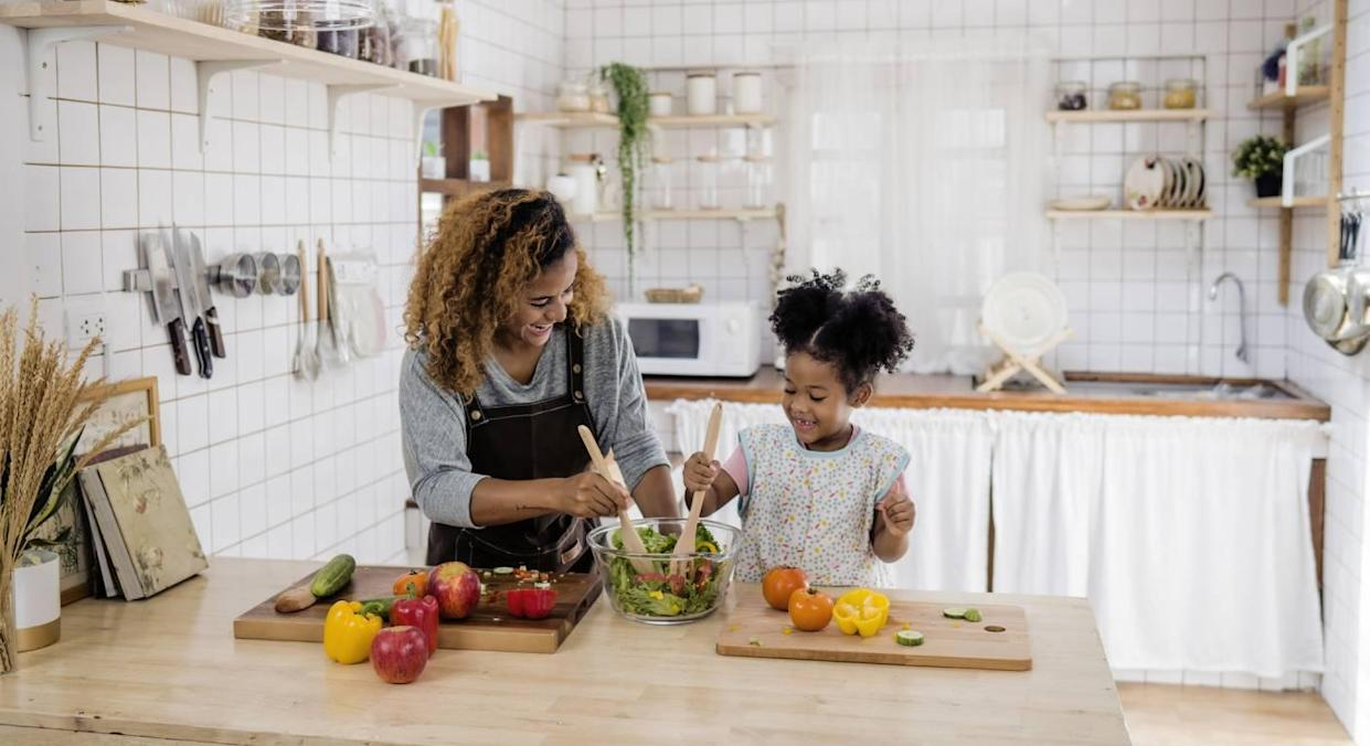 The kitchen is often called 'the heart of the home' so show yours some love. (Getty Images)
