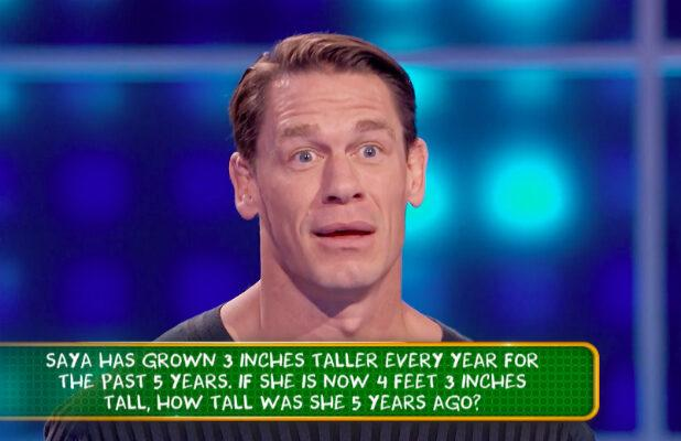 John Cena's Got Jokes About This Yale Dean on Premiere of 'Are You Smarter Than a 5th Grader' (Exclusive Video)