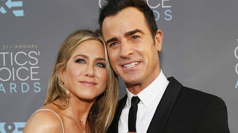 Justin Theroux Wishes Ex Jennifer Aniston a Happy Birthday -- See the Sweet Pic