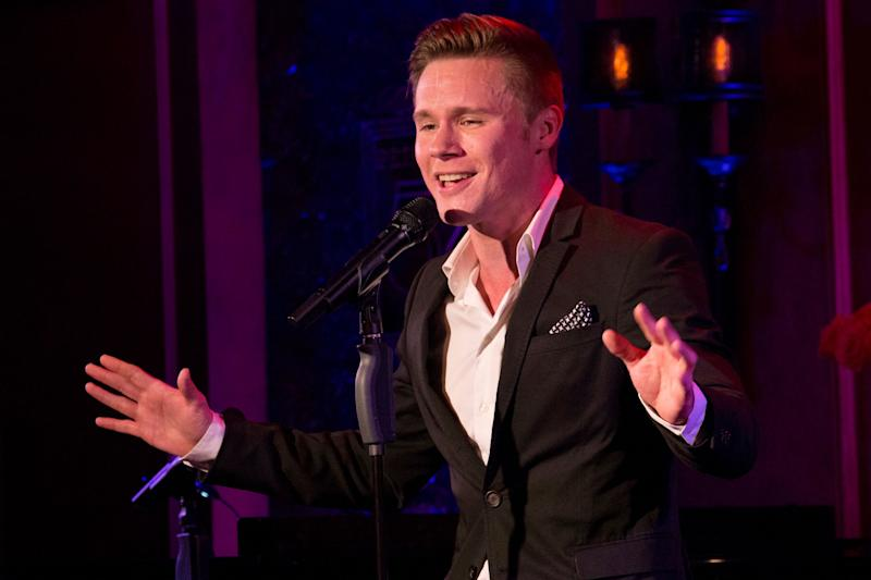 Singer Seth Sikes is planning to return to the concert stage in March 2021. (Photo: Santiago Felipe via Getty Images)