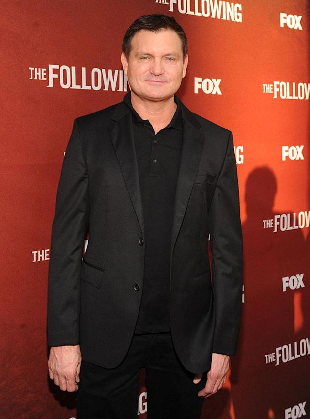 """Creator/Executive Producer Kevin Williamson attends """"The Following"""" Academy Screening and Q&A at the Leonard H. Goldenson Theatre on Monday, April 29."""