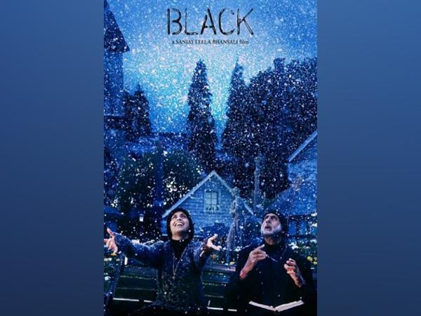 Poster of the movie 'Black'