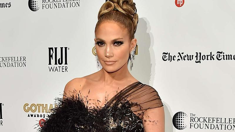 Jennifer Lopez Dishes on the Start of Super Bowl Halftime Show Rehearsals (Exclusive)