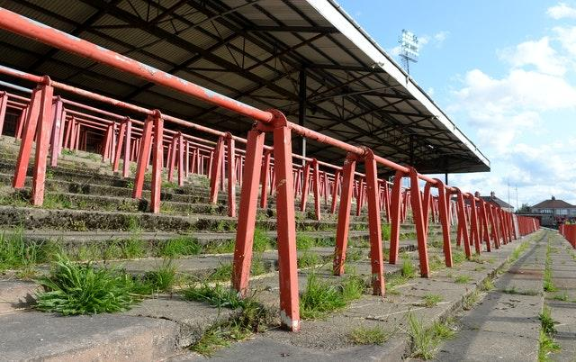 Wrexham's Racecourse Ground has not been full for a number of years despite the club still retaining strong support from its loyal fans