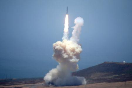 Pentagon claims missile defence win