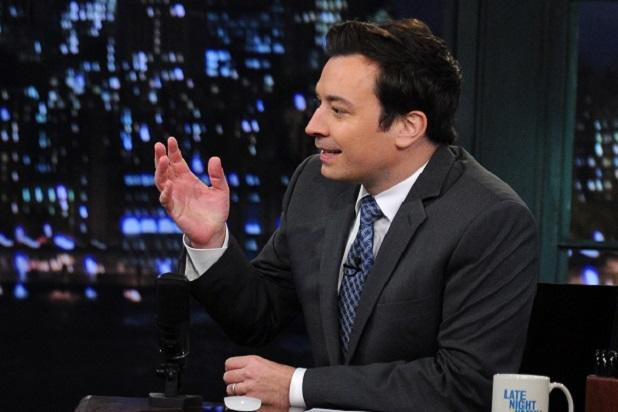 Jimmy Fallon on 'Tonight Show' Gig: 'We're Doing Our Own Thing'
