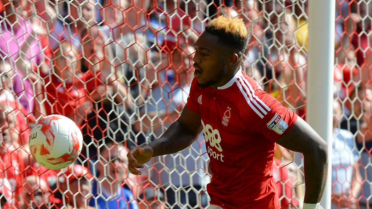 The striker has joined Middlesbrough from Nottingham Forest to become the club's record signing as they eye a Premier League return