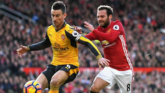 The Gunners and Red Devils' potentially decisive Premier League match has been switched to a Sunday to be broadcast live on television