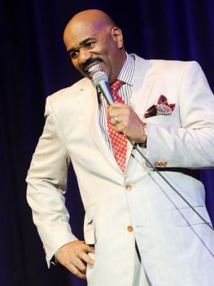 Steve Harvey's New Syndicated Talker Picked Up by 10 NBC-Owned Stations