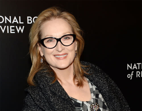 """<p>The daughter of Meryl Streep and Don Gummer, Grace Gummer is smart (educated at Vassar College) and talented — she recently appeared on """"The Newsroom"""" and """"American Horror Story."""" Streep won an Oscar for Actress in a Leading Role in 2012 for """"The Iron Lady"""" and in 1983 for """"Sophie's Choice."""" She won for Actress in a Supporting Role for """"Kramer vs. Kramer"""" in 1980. (Photo by Dimitrios Kambouris/FilmMagic) </p>"""