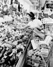 <p>When nationwide supermarkets moved in, it was all about what food stores could supply at the lowest cost, which didn't include the farm down the road. Supermarkets didn't see a push from consumers to buy local again until the 21st century.</p>