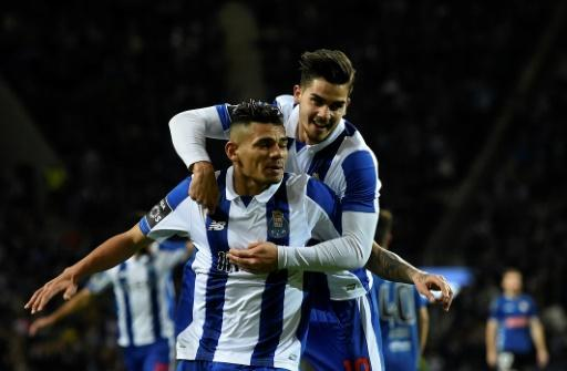 <p>A game of one half: Porto complete win -- after five week wait</p>