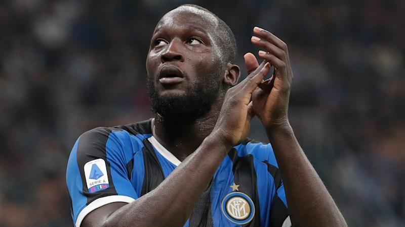 Blow for Inter as injured Lukaku ruled out of Barcelona clash