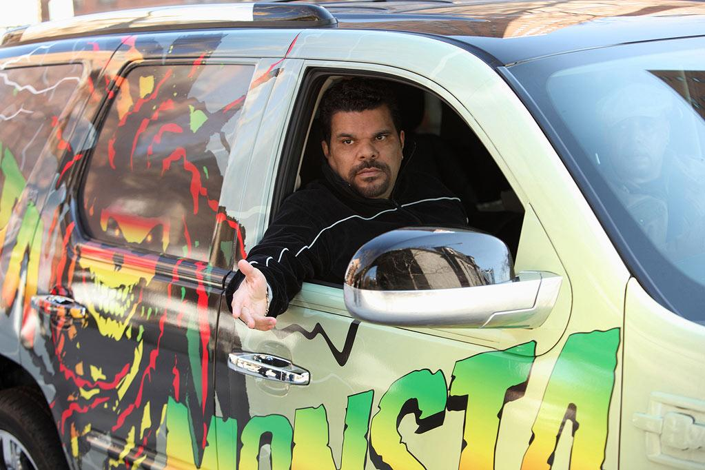 "Luis Guzman stars as Rene in ""How to Make It in America."""