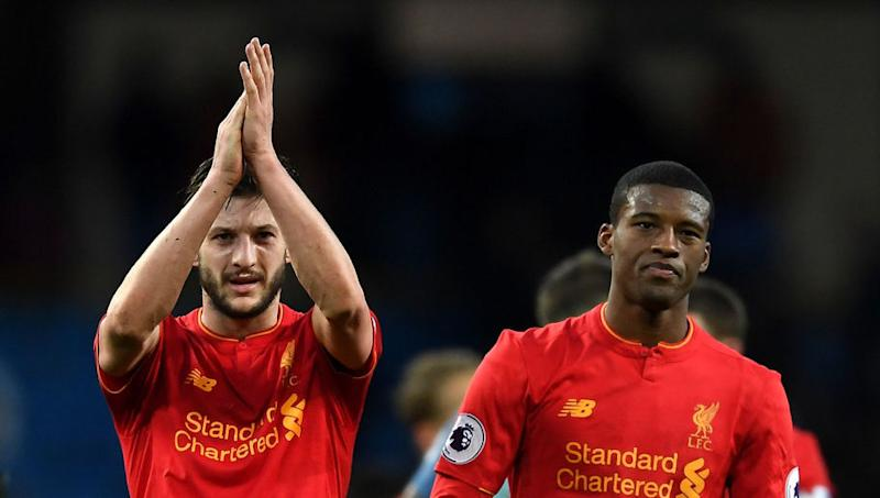 Jurgen Klopp Insistent That 'Outstanding' Adam Lallana Doesn't Need to Apologise for Late City Miss