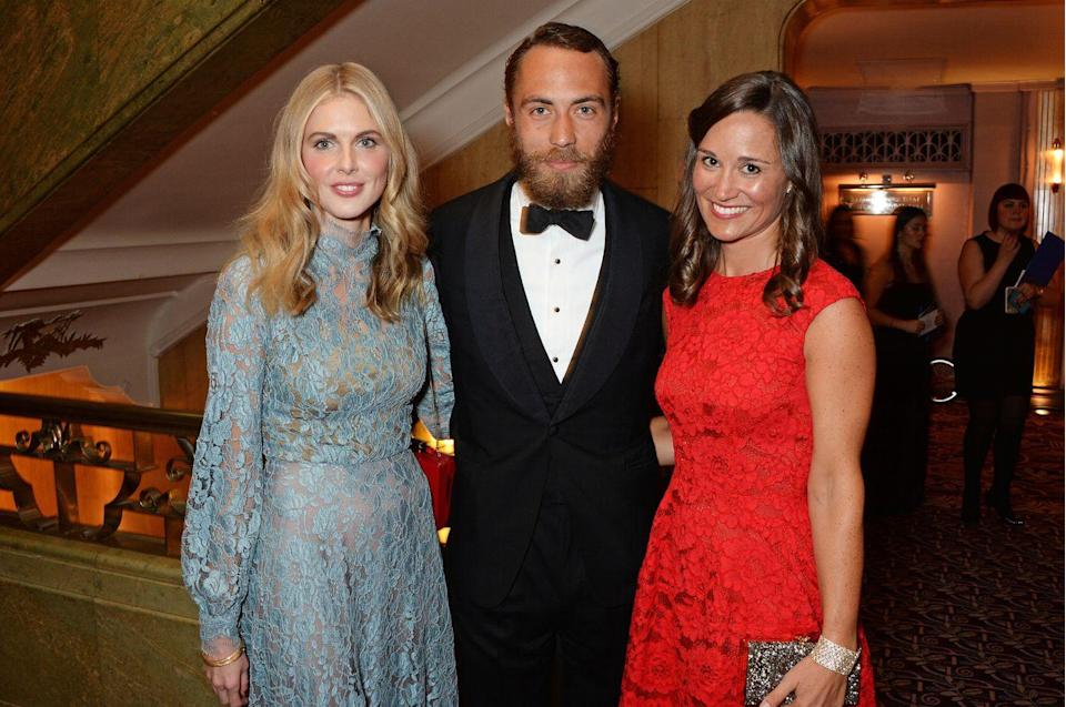 <p>While Pippa and James Middleton hold no royal titles, the Duchess of Cambridge's siblings win for looking the most alike. Both have heart-shaped faces, a feature that James's beard hides, and almond-shaped eyes. </p>