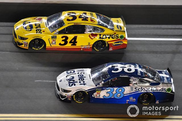 "Front Row Motorsports (Ford) <span class=""copyright"">Nigel Kinrade / Motorsport Images</span>"