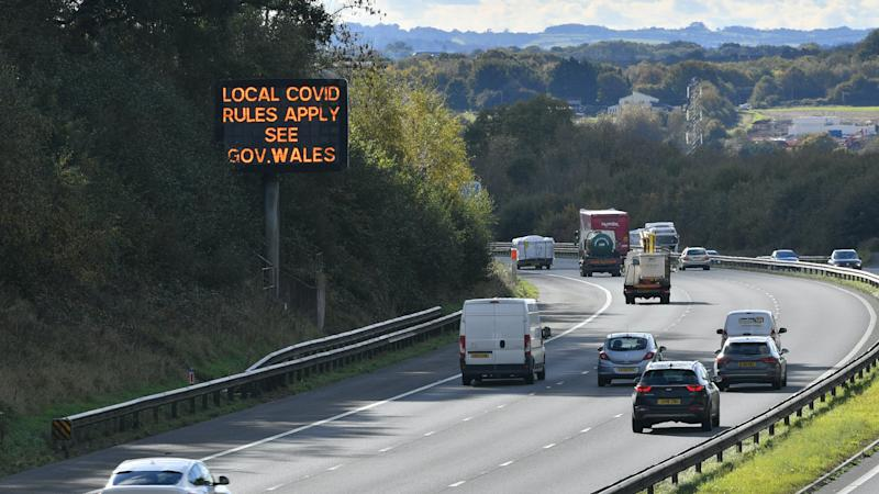 Wales will prepare travel ban for UK Covid-19 hotspots, says First Minister