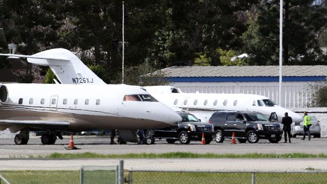Whitney Houston's Body Flown Home to New Jersey