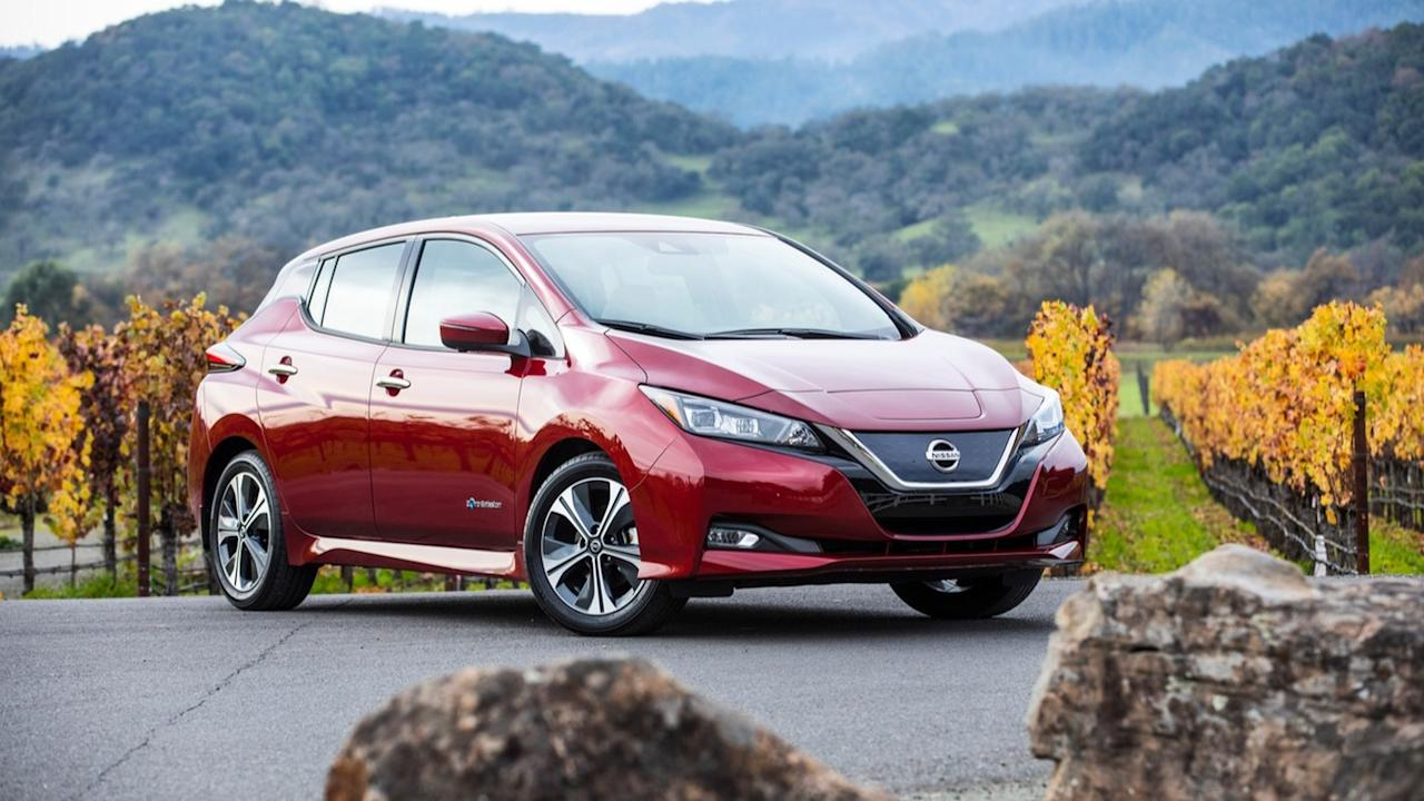 "<p>Five-year cost to own: $34,204. With an operating range of around 150 miles on a charge, the latest version of the <a rel=""nofollow"" href=""https://www.motor1.com/nissan/leaf/"">Nissan Leaf</a> EV can run for about 50% farther than the version it replaced, though it still falls short of the segment leaders from Tesla and Chevy in that regard. Still, it gets the equivalent of 112 mpg, and remains eligible for a one-time $7,500 federal tax credit, along with any applicable state incentives.</p>"