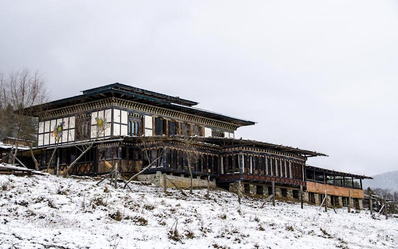 Wangchuk Lodge in Gangtey. (Booking.com)