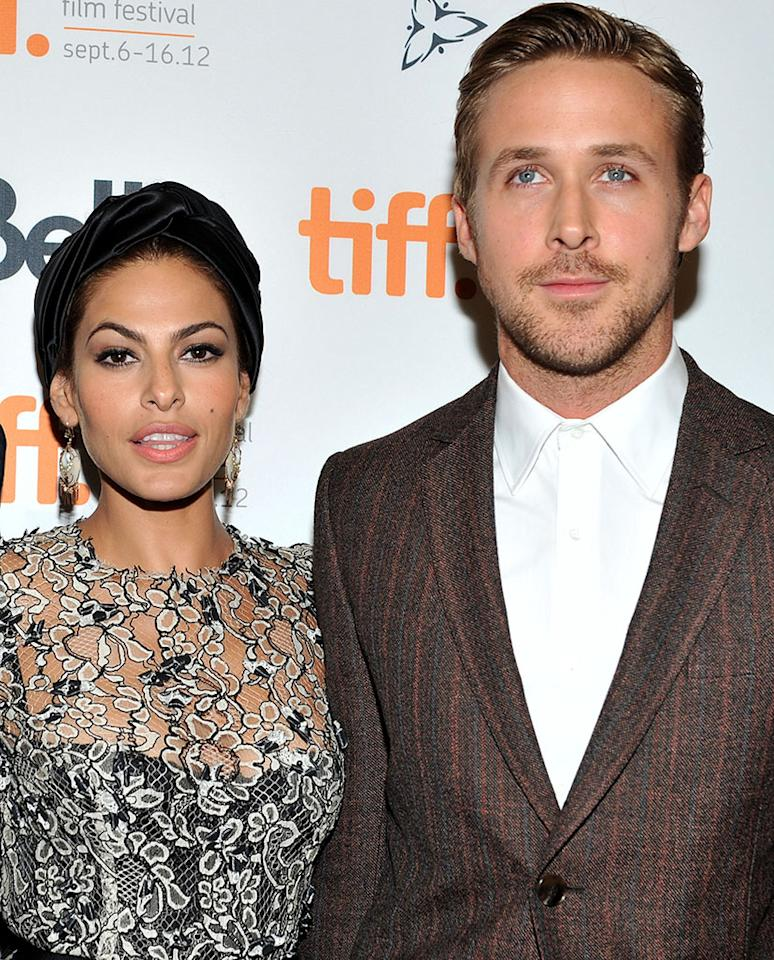 """<p>Ryan Gosling and Eva Mendes really know how to keep a baby under wraps! The beautiful couple welcomed their second daughter together shortly after it was confirmed the actress was pregnant. """"It sounds so clichéd, but I never knew that life could be this fun and this great,"""" the very private Gosling <a rel=""""nofollow"""" href=""""<a href="""