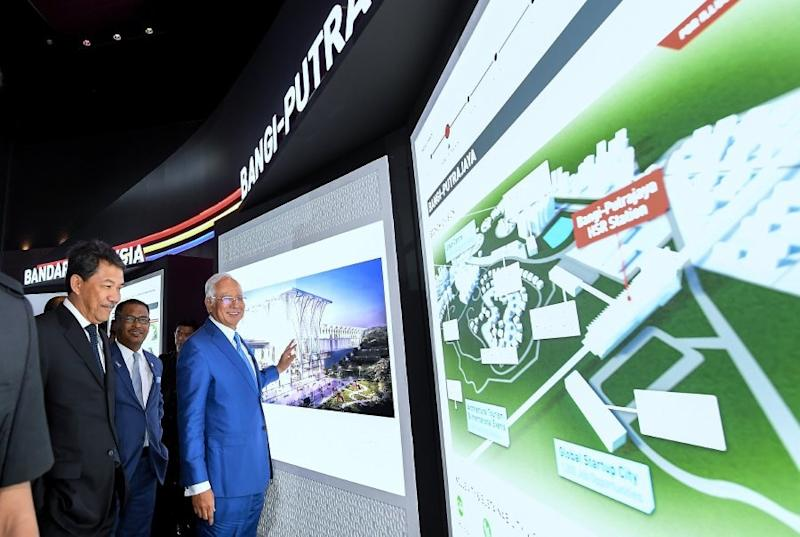 Speed, future growth key factors in KL-Singapore rail project