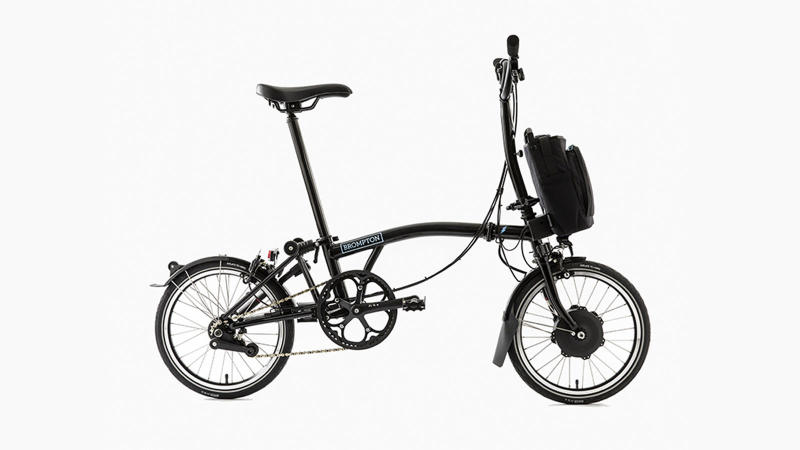 Best Electric Bike: Brompton Electric
