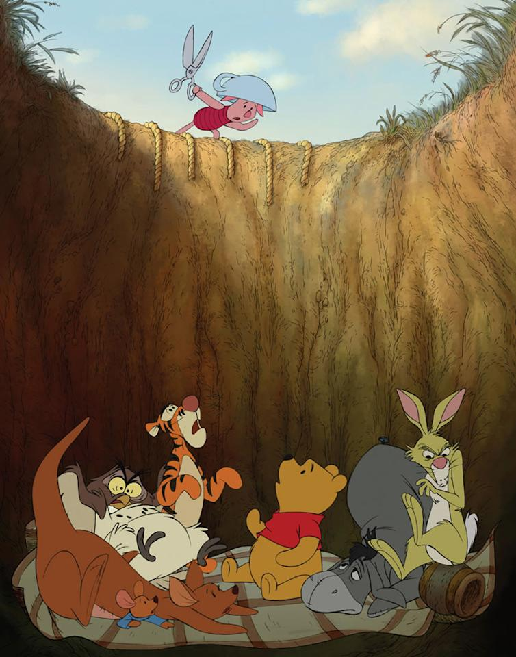 """<a href=""""http://movies.yahoo.com/movie/1810170341/info"""">WINNIE THE POOH</a>  Release Date: July 15, 2011  Starring: <a href=""""http://movies.yahoo.com/movie/contributor/1800019502"""">Craig Ferguson</a> and <a href=""""http://movies.yahoo.com/movie/contributor/1800017738"""">John Cleese</a>"""