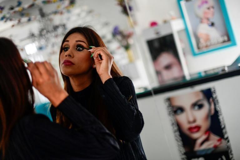 Mexican transgender candidate Valeria Lorety says she faced a tough battle just to get her name on the ballot paper