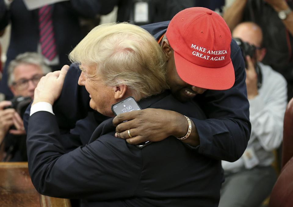 Trump-Kanye meeting: 6 most bizarre moments from surreal White House press conference