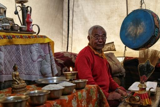 The Changpa in Ladakh live in tents but climate change is forcing them to move to villages as the weather gets colder