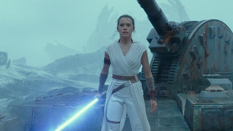 Daisy Ridley in The Rise of Skywalker (Credit: Lucasfilm)