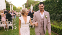 "<p>Mary, her husband Romain, and the show were in hot water when it was revealed that they got <a href=""https://www.tmz.com/2020/08/23/selling-sunset-mary-fitzgerald-romain-bonnet-married-months-before-tv-wedding/"" rel=""nofollow noopener"" target=""_blank"" data-ylk=""slk:legally married in 2018"" class=""link rapid-noclick-resp"">legally married in 2018</a> (a.k.a. before <em>Selling Sunset</em> filming started). Bottom line: Shadiness will be called out on the internet. </p>"