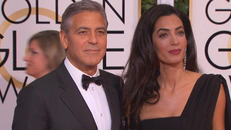 George Clooney Donates Harley-Davidson Motorcycle to Charity at Wife's Urging
