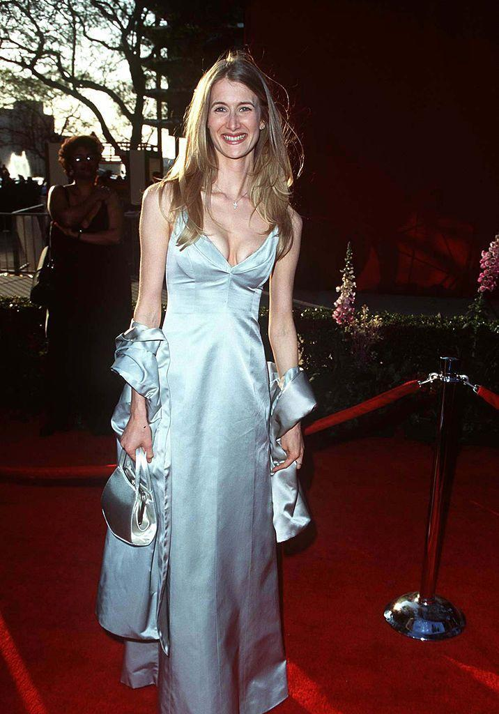 <p>The Marriage Story actor is nominated for Best Supporting Actress (after winning a golden Globe, SAG and BAFTA) for her role as a divorce lawyer in Marriage Story but is now a regular on the awards scene after first attending the Oscars in 1996.</p>