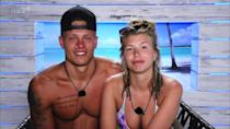 """<p><strong>Relationship status: Still together / Married</strong></p><p>In one of the cutest reality TV love stories ever, Olivia and Alex fell in love in front of the nation and became the first Love Island couple to tie the knot! <a href=""""https://www.cosmopolitan.com/uk/entertainment/a23284419/alex-bowen-olivia-buckland-love-island-couple-married/"""" rel=""""nofollow noopener"""" target=""""_blank"""" data-ylk=""""slk:Their wedding in September"""" class=""""link rapid-noclick-resp"""">Their wedding in September</a> 2018 included an eight-tier cake, a Prosecco van and a surprise appearance by a former X Factor contestant. Because of course it did.</p><p>Oh, and they both commented on <a href=""""https://www.cosmopolitan.com/uk/entertainment/a14439556/cara-de-la-hoyde-nathan-massey-baby-boy-first-photo/"""" rel=""""nofollow noopener"""" target=""""_blank"""" data-ylk=""""slk:how broody they got when they met Cara and Nathan's baby, Freddie-George."""" class=""""link rapid-noclick-resp"""">how broody they got when they met Cara and Nathan's baby, Freddie-George. </a>So could we be hearing the pitter-patter of tiny flip-flops in the not-so-distant future?</p>"""