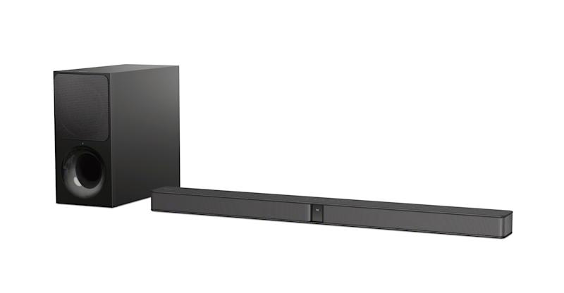 Upgrade your home audio with this soundbar from Sony. (Photo: Walmart)
