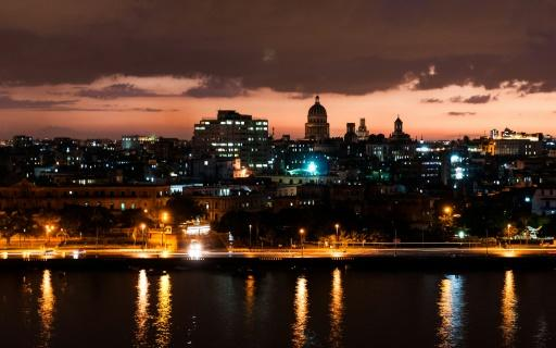 Although poorly lit and badly maintained, Havana's streets are safe to wander, even at night