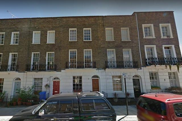 Aristocrat trashes own home