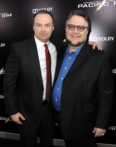 Thomas Tull Moves Legendary Deal to NBCUniversal