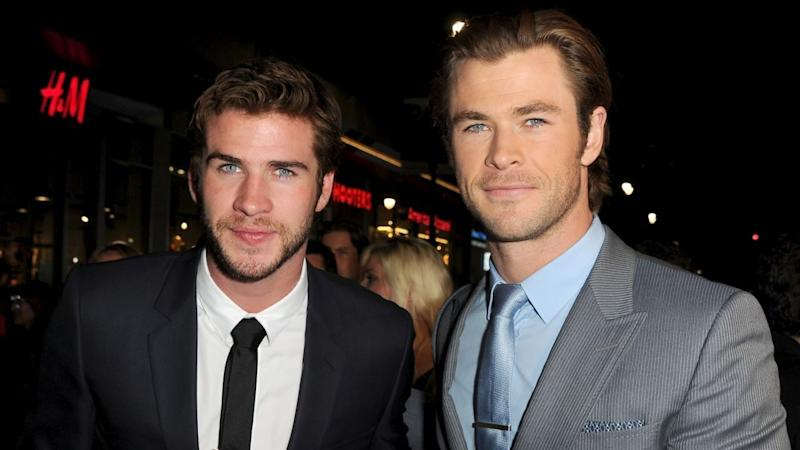 Chris Hemsworth Flaunts His Chiseled Abs With Brother Liam in Australia: Pics!