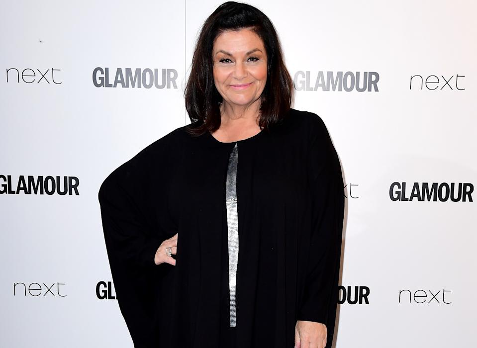 Dawn French in 2017. (Getty Images)